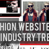 Best Fashion Website Designs and Industry Trends