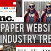Best Newspaper Website Designs and Industry Trends