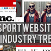 Amazing Sport Website Designs And Industry Trends