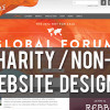 20 Best Charity Website Designs